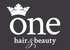 One Hair & Beauty Logo